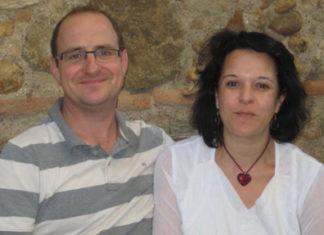 Nelly et Géraud Boissonade du Mas Bazan