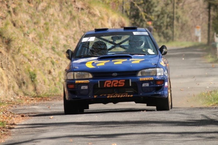Rallye du Vallespir 2016