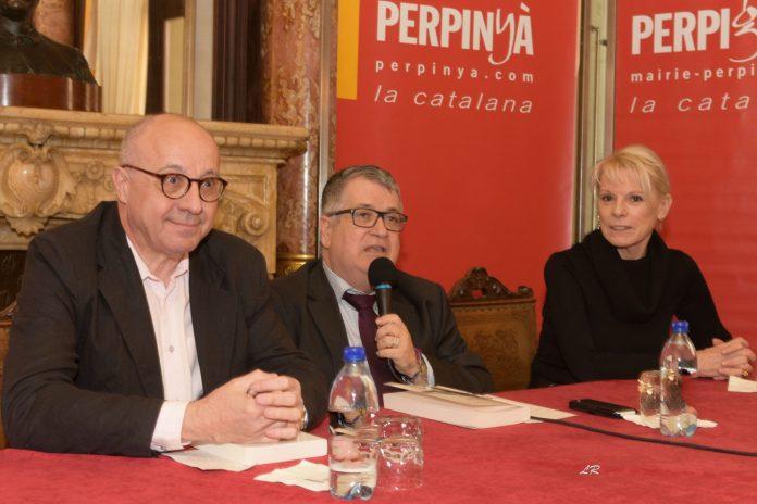 Perpignan Salle comble pour la présentation du dernier roman de Jean-Christian Séguret
