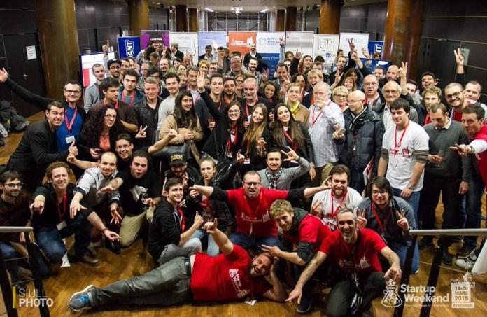 Gros succès pour la 2ème édition du Start-Up Weekend Perpignan