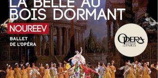 LA BELLE AU BOIS DORMANT Ce soir on va à l'Opéra … au Cinéma !