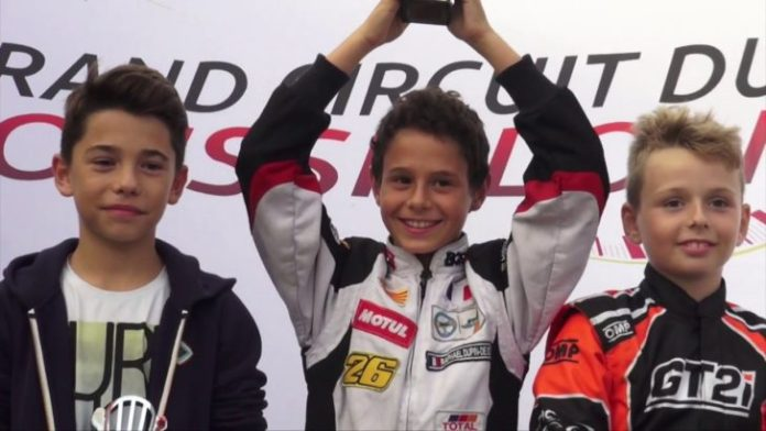 Raphael de Oliveira champion
