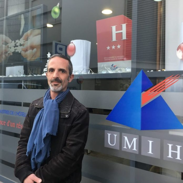 Hervé Montoyo président UMIH 66