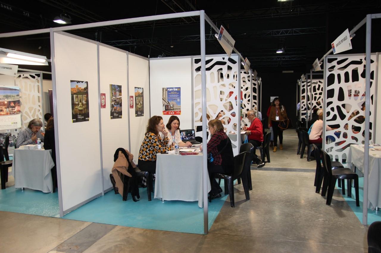 L office de tourisme de perpignan pr sent la convention groupes pour promouvoir la - Office du tourisme perpignan ...