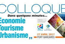 Le Barcarès 1er Colloque international « Economie, Tourisme, Urbanisme »