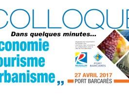 Le Barcarès 1er Colloque international « Economie, Tourisme, Urbanisme »