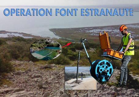 Projet Font Estranaute : demain une autre ressource en eau disponible pour le Roussillon et les Corbières, est-ce possible ?