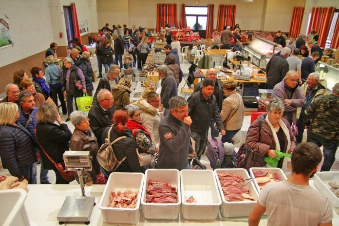 la-7eme-foire-au-gras-du-soler-reunit-1500-gourmands-venus-de-tout-le-departement