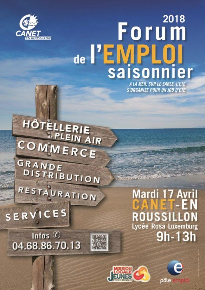 treizieme-forum-de-lemploi-saisonnier-le-17-avril-au-lycee-rosa-luxemburg-de-canet-en-roussillon