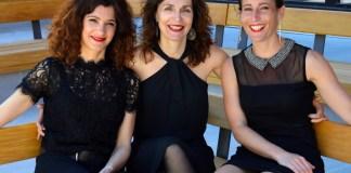 Trio flûte, clarinette et piano le 22 mai à l'auditorium du conservatoire