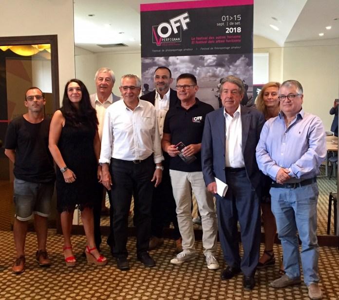 VISA OFF 2018 : Une édition exceptionnelle sous la parrainage de Francine KREISS et Jean-Marc BARR, deux passionnés des Océans !