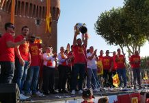 Les Dragons Catalans, champions... d'Angleterre !