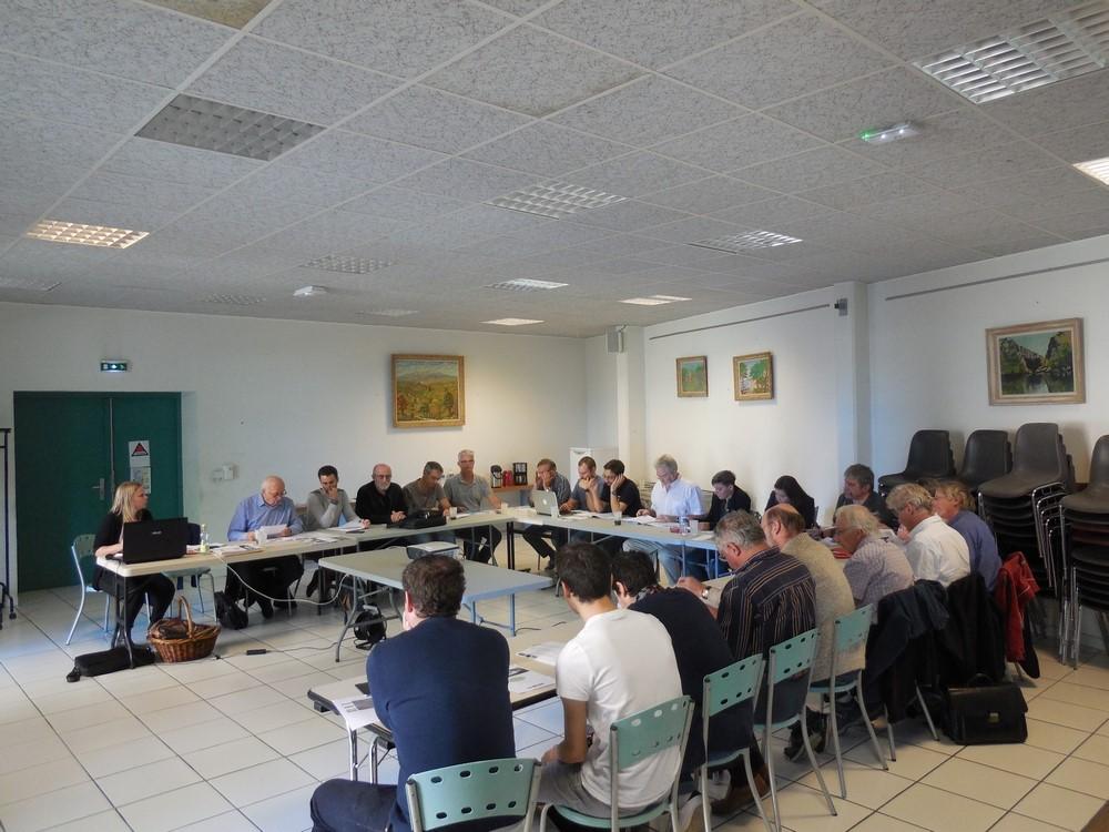 Comité de Pilotage de la Charte Forestière de Territoire de l'association du pays de la vallée de l'Agly
