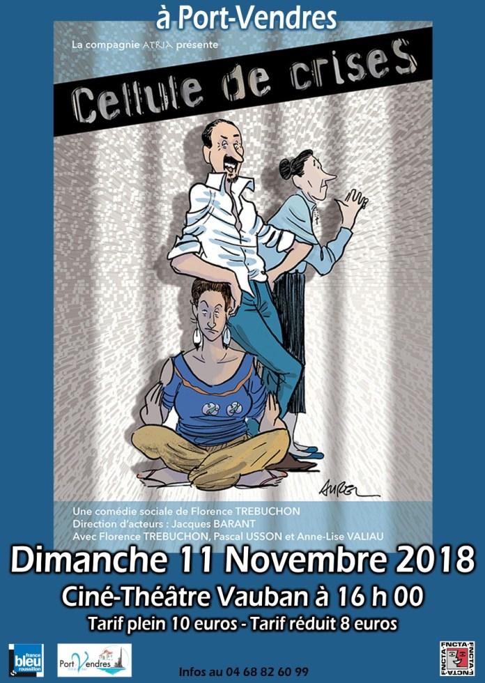 11 novembre à 16h au Ciné-Théâtre Vauban
