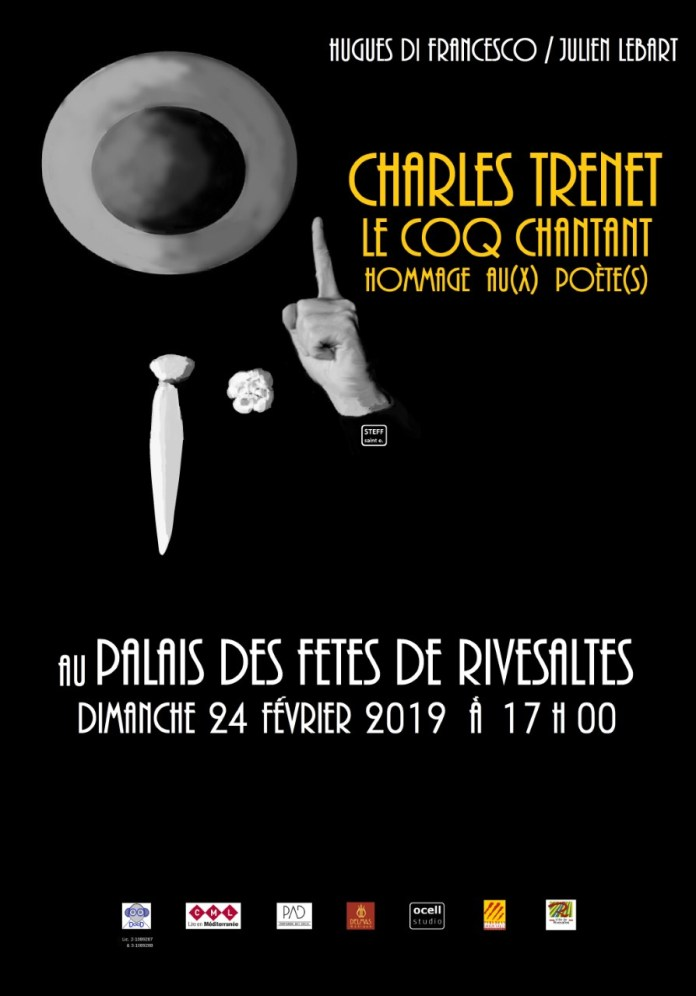 charles-trenet-le-coq-chantant-hommage-aux-poetes-par-hugues-di-francesco-et-julien-lebart