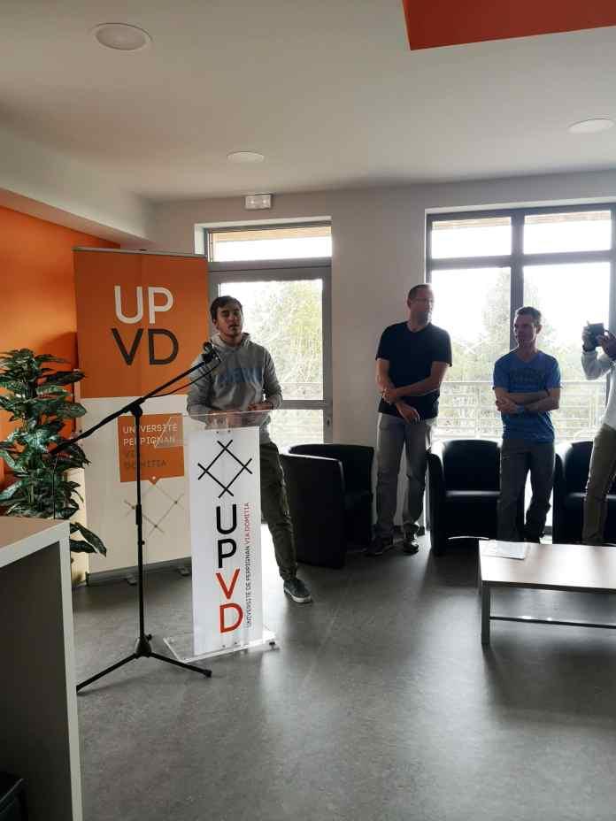 Inauguration : un nouvel espace de vie étudiante pour le STAPS Font-Romeu