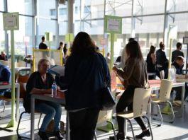 Forum de l'emploi saisonnier de Canet le 24 avril