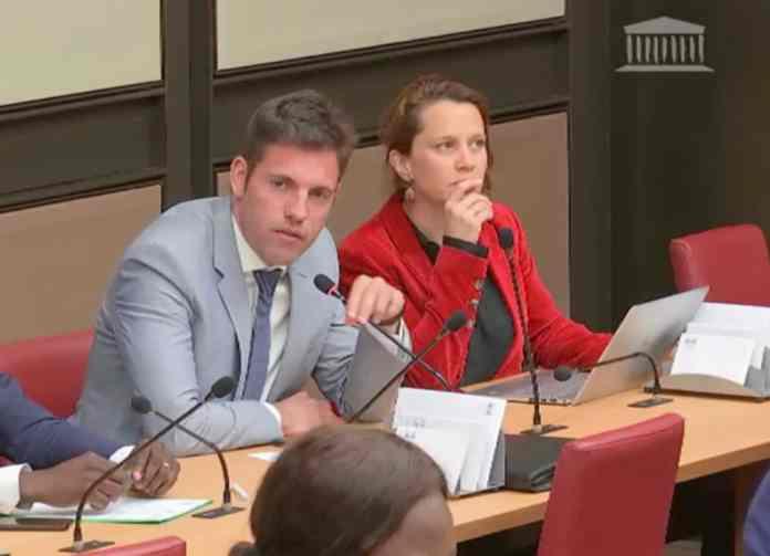 Cr hebdomadaire du député Sébastien Cazenove