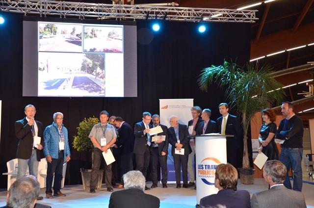 La communauté de communes Sud Roussillon lauréate d'un trophée en travaux publics2