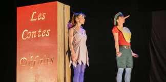"""""""Les contes défaits"""", un spectacle à découvrir le 27 avril à Céret"""