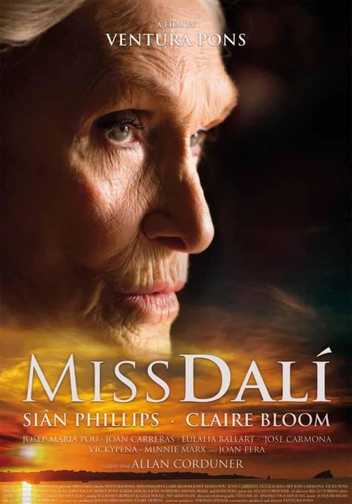 diffusion du film « Miss Dali » le dimanche 28 avril