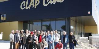 Visite guidée du Clap Ciné de Canet-en-Roussillon