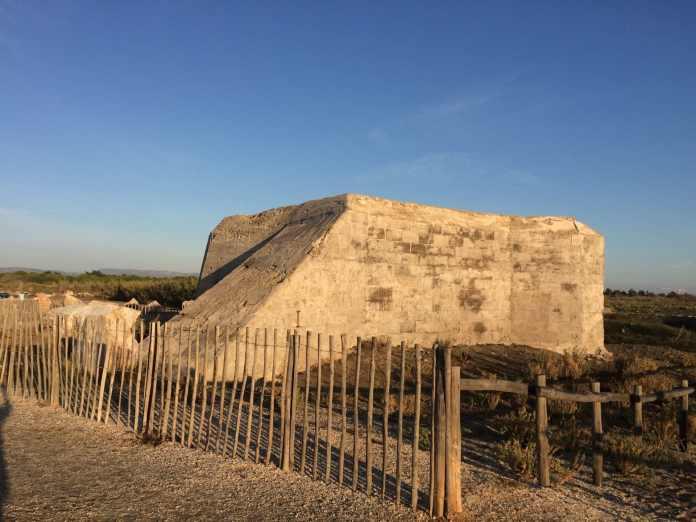 Torreilles : le blockhaus inscrit aux Monuments Historiques !