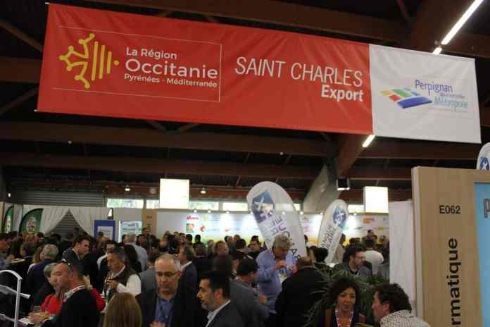 Saint-Charles Export était au Medfel