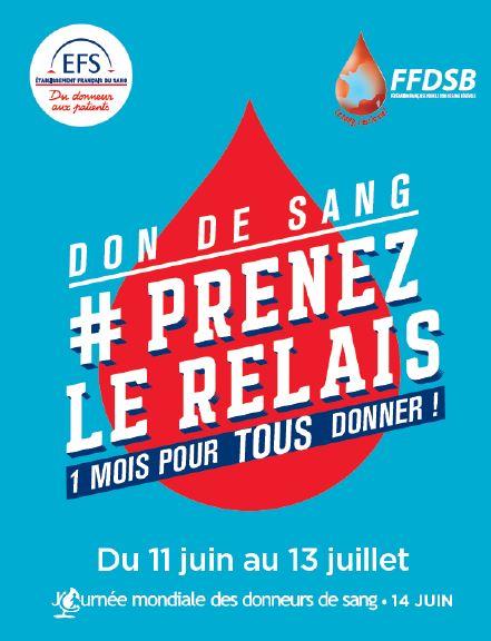 Journée mondiale des donneurs de sang : l'Établissement français du sang lance un appel à la mobilisation générale dès maintenant