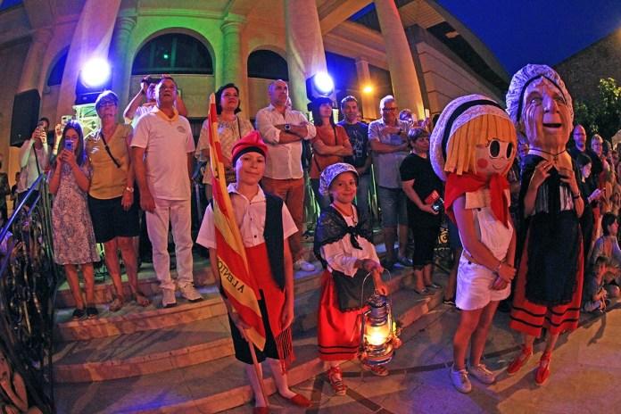 Nuit de la Saint Jean au Soler un public nombreux rassemblé autour de la tradition catalane3