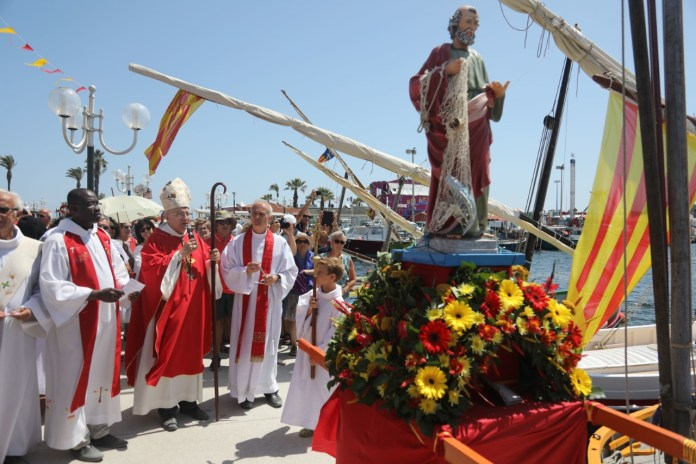 Trois jours de festivités pour la fête de la Saint-Pierre à Saint-Cyprien !4