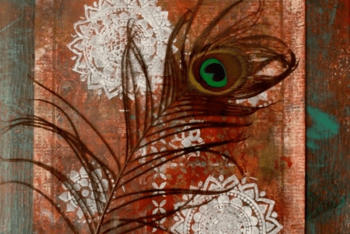 Savi, artiste engagée, marie techniques anciennes et récupération écologique