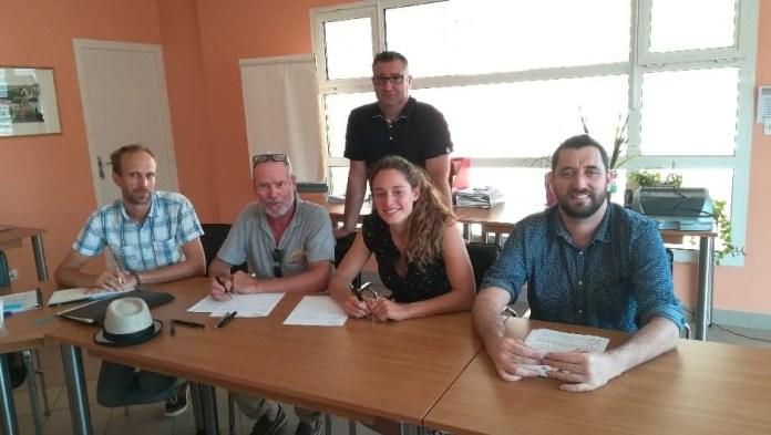 Engie Green et catEnR signent un accord pour le codéveloppement d'un projet éolien citoyen à Banyuls-dels-Aspres et Brouilla