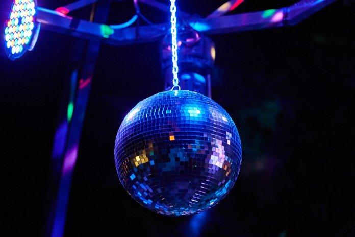 Boule discothèque
