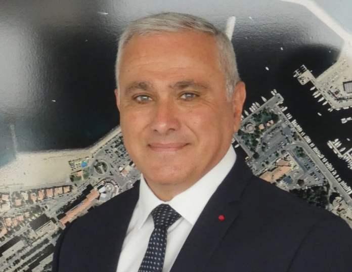Saint-Cyprien : Serge Pallares promu au grade d'officier par le ministère de la Mer dans l'ordre du Mérite maritime