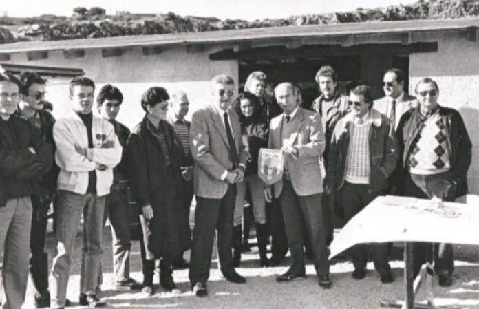 Robert Boy est décédé - Club de Tire de Baixas