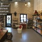 """Une Nouvelle Boutique """"EN PASSANT PAR LA LORRAINE"""" : Le père Noël a posé ses valises en Meuse"""