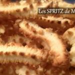 La recette des spritz Lorrains de Mathieu