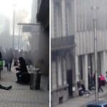 [Belgique] Explosion à la station de métro Maelbeek
