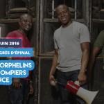 Un concert de Magic System à Épinal pour les orphelins de Sapeurs Pompiers de France