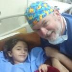 Des chirurgiens Luxembourgeois viennent au secours d'enfants Syriens