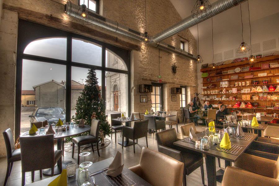 Restaurant du Château : Le top des spécialités Lorraines dans un cadre unique en Meuse