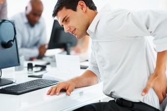 l ergonomie contre les douleurs au bureau mal de dos