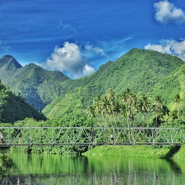 Randonne  Tahiti tahititourisme oovatu Tahiti frenchpolynesia polynesia igerstahiti igershellip
