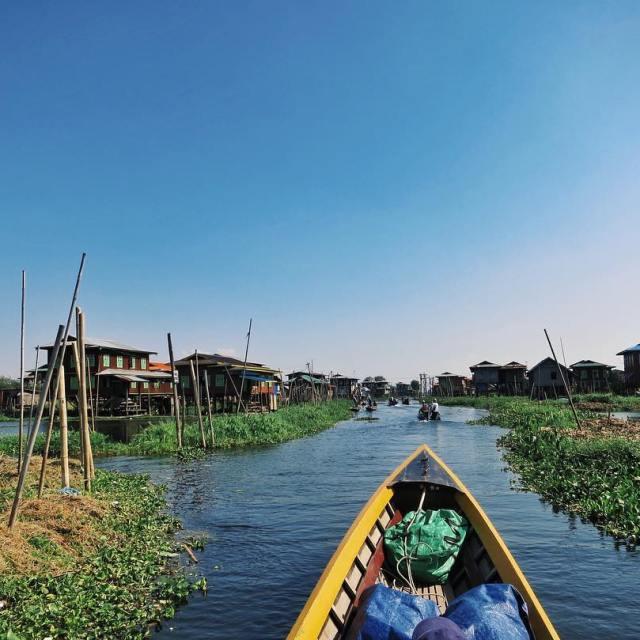 Au beau milieu des montagnes birmanes a quelques 900 mhellip