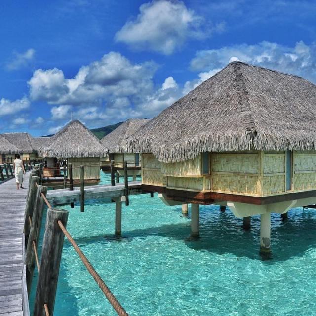 Lenvie du jour Tahaa Island tahititourisme letahaaislandresort polynesia paradise instagoodhellip