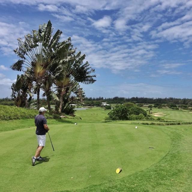 Le golf de lHeritage le Telfair le plus beau parcourshellip