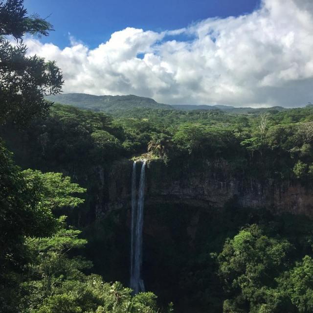 Les cascades de Chamarel oovatu mauritius chamarel beautifulplaces love igershellip