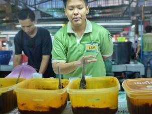 Ruam Chok Market cours de cuisine thaïlande