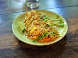 pad thai cours de cuisine thaïlande